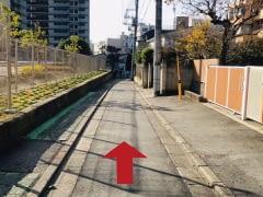 軽貨物配送本舗 埼玉浦和支店の道案内06