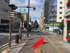 軽貨物配送本舗 群馬高崎支店の道案内03