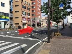 軽貨物配送本舗 群馬高崎支店の道案内04