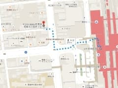 軽貨物配送本舗 群馬高崎支店の道案内01